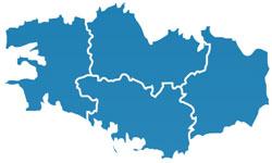 bretagne region - Image